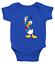 Infant-Baby-Rib-Bodysuit-Clothes-shower-Gift-Donald-Duck-Classic-Walt-Disney thumbnail 4