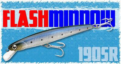 714 Metallic Sardine LUCKY CRAFT SW Flashminnow 190SR