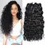 Brazilian-100-Virgin-Human-Hair-THICK-Extensions-Black-1Bundles-100G-Weave-Wavy miniature 3