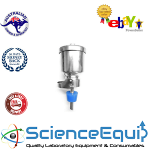 Details about Vacuum Filtration Assembly Holder Laboratory, Suction 47mm,  stainless steel