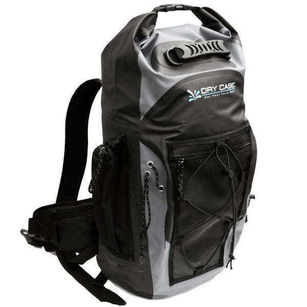 Dry Case ® 100% Waterproof pesca Hire campeggio Hunting Marine Backpacks grigio