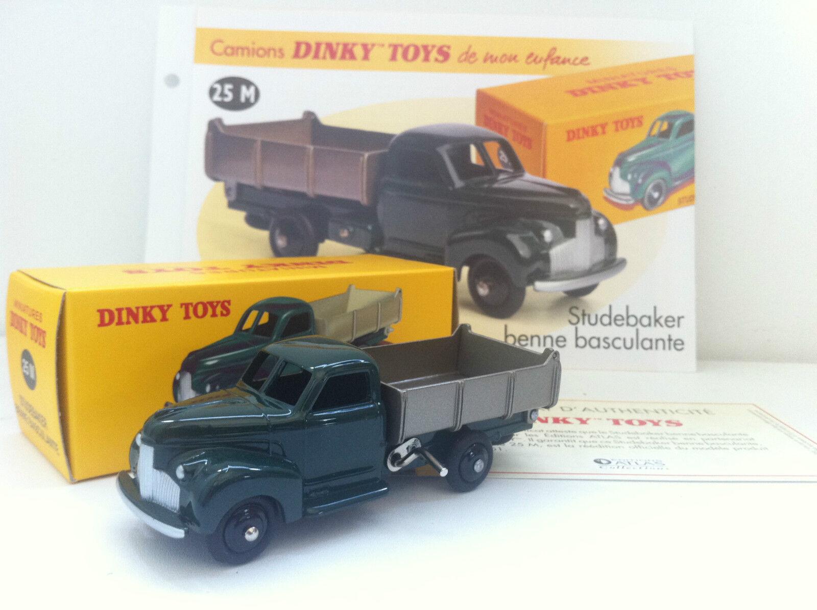 Dinky giocattoli Atlas - Studebaker à benne benne benne basculante b45b79
