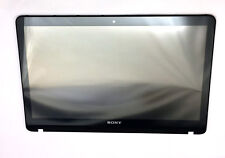 """Sony Vaio SVF152C29M 15.6"""" Touch Screen Digitizer LCD Display Panel N156HGE-LB1"""
