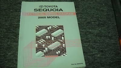 Car & Truck Manuals 2005 Toyota Tacoma Electrical Wiring Diagram ...