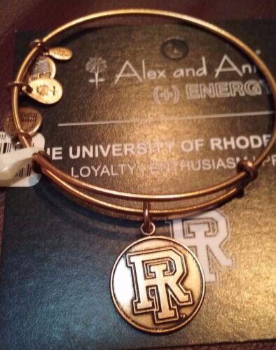 ALEX AND ANI Bracelets URI BU BC RIC UCONN More Choose NWT Meaning Card ❤️