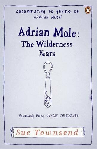 1 of 1 - Adrian Mole: The Wilderness Years,Sue Townsend