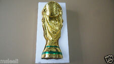 FIFA Official World Cup Soccer Trophy Replica Football Statue Model GIFT 1:1Size