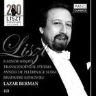 Franz Liszt - Liszt Bicentenary Edition, Vol. 7: Lazar Berman (2011)