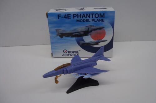 HUMATT - F-4E PHANTOM MODEL PLANE - CLIP TOGETHER 1:125TH SCALE NO GLUE !!!!