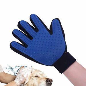 gant pour poils d 39 animaux magic animal gant de massage chien chat fourrure bross ebay. Black Bedroom Furniture Sets. Home Design Ideas