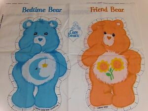 VGT Springs Industries Inc Care Bears Fabric Panel Bedtime ...