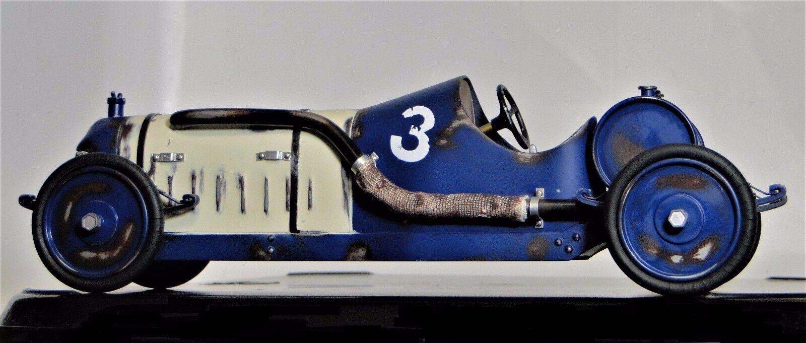 Antique Race Car  Marmon Wasp 12 Indy 500 18 Vintage 24 Metal 43 F