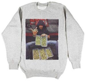 345d7dc8f506 Redman Grey Sweatshirt Size S-XXL wu tang supreme hip hop odb ...
