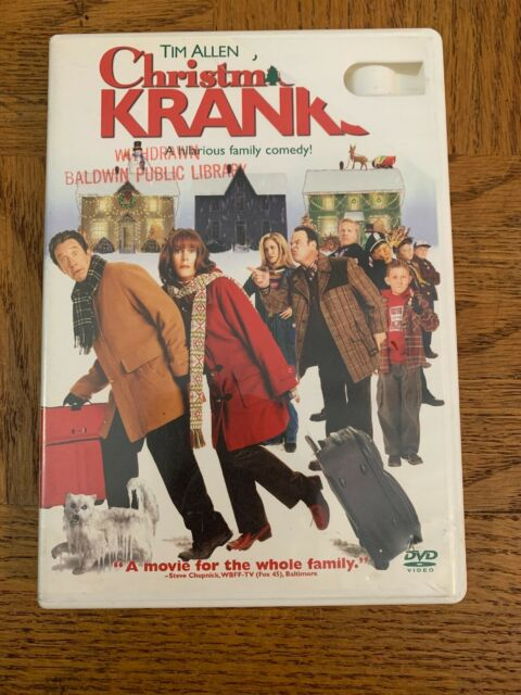 Christmas With The Kranks DVD   eBay