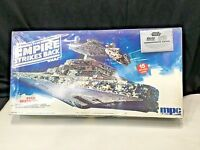 1989 Star Wars The Empire Strikes Back Imperial Star Destroyer Model Kit