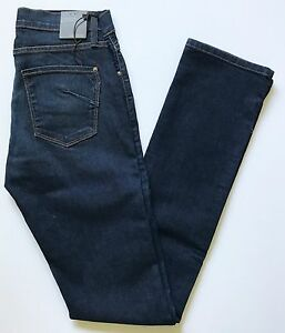 High Wash 176 Nwt Hnunter Lige Dark James 27 Leg 32 Jeans Rise q0gwP4Ep