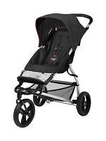 Mountain Buggy 2013 Evolution Mini Single Stroller In Black Brand