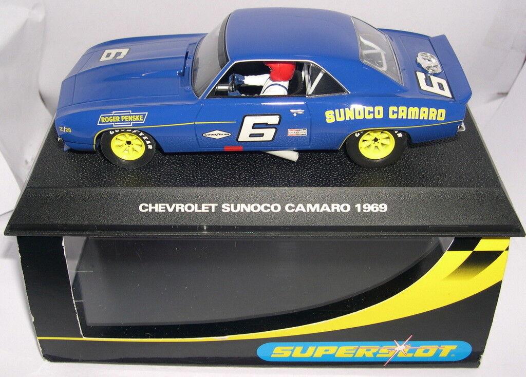 Superslot H2399 Chevrolet Camaro '69  6 Scalextric  UK MB  negozio a basso costo