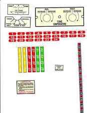 JUKEBOX WURLITZER 1100 ULTIMATE ENCORE AMPLIFIER MECHANISM  ECT  DECAL SET