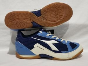 4bcf8686eb8 Diadora YOUTH Quinto R Indoor Soccer cleats Size 5 New in Box INDOOR ...