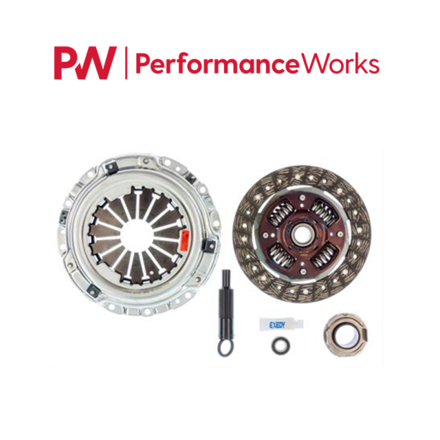 Exedy Racing Stage 1 Organic Clutch Kit For 90