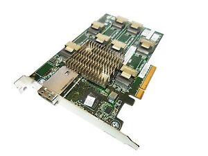 Hewlett-Packard-HP-Expansor-tarjeta-487738-001-468405-002-24bay-3gb-SAS