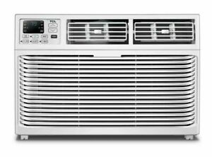 TCL 8,000 BTU 3 Speed Window Air Conditioner w/  350 Sq. Ft. Room Coverage