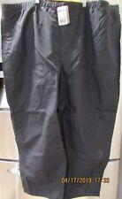 4667cf9fd4a11 Carhartt Men s Storm Defender Shoreline Waterproof Vapor Rain Pants Black  3XL R