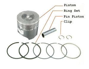 1275 Classic Mini Piston Set High Compression 60 Oversize A Series P21253