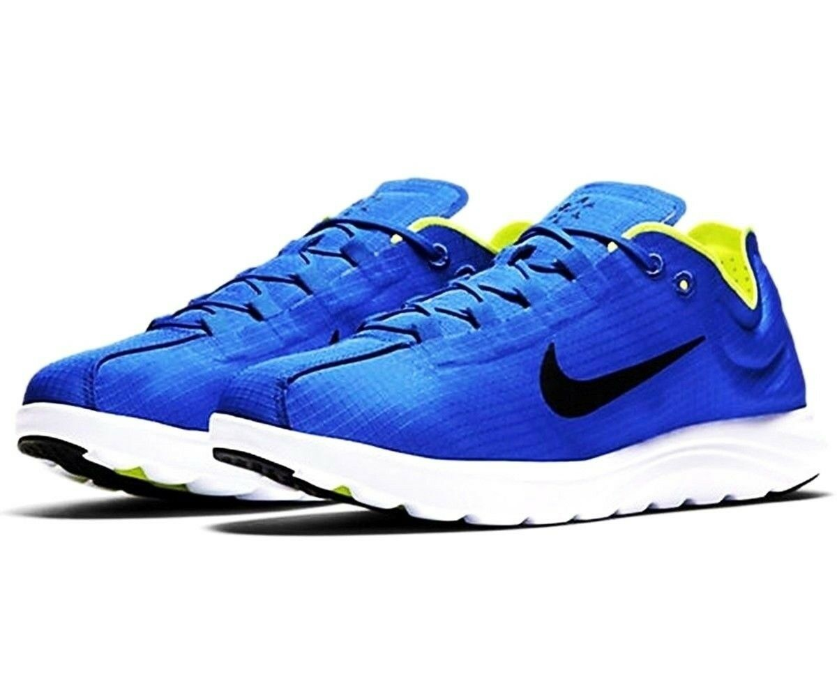 Men Athletic Sneakers Nike Running shoes Mayfly Lite SE Paramount bluee 876188400