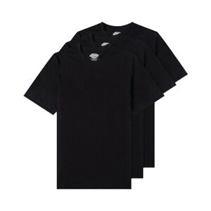 Dickies Short Sleeve Crew Neck Black T-Shirt 3/PACK