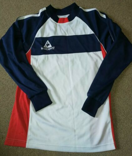 NEW * LE COQ SPORTIF YOUTHS FOOTBALL JERSEY SIZE 30//32