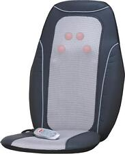 Back Massage Mat Cushion Chair Seat Car Heated Heater Lumbar Massager Shiatsu 93