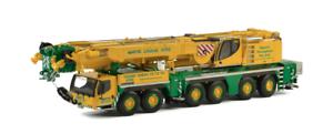 WSI 51-2008 LIEBHERR LTM1350  WHYTE'S CRANE HIRE 1 50 SCALE