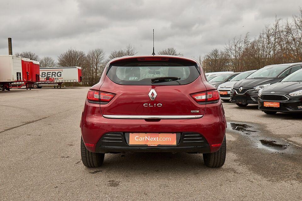 Renault Clio IV 1,5 dCi 90 Zen Diesel modelår 2017 km 57000