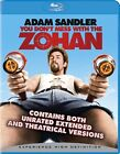 You Dont Mess With The Zohan Blu-ray Disc, 2008