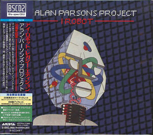 ALAN-PARSONS-PROJECT-I-ROBOT-LEGACY-EDITION-JAPAN-2-BLU-SPEC-CD2-I98