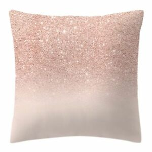 Pillow-Case-Rose-Gold-Geometric-Pineapple-Glitter-Cushion-Cover-Pattern-Printed