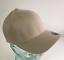 BRAND NEW BEIGE FLEXFIT PLAIN STRETCHFIT BASEBALL CAP HAT VARIOUS SIZES