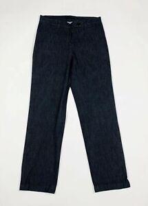 jeans-donna-usato-gamba-dritta-leggero-W28-tg-42-straight-fit-boyfriend-T6179