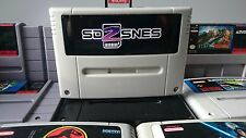 SD2SNES SUPER NINTENDO EVERDRIVE WITH 8GB SD -  UK NEXT DAY DISPATCH
