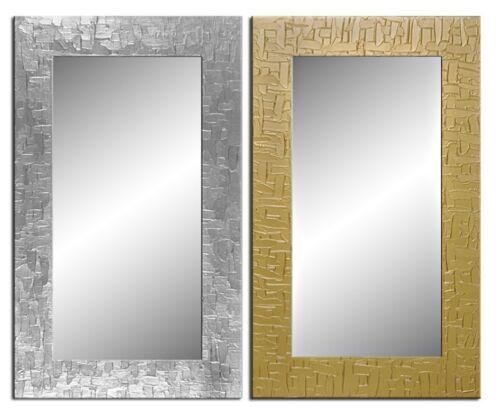 Miroir Mural-Mosaïques environ 100x60 cm