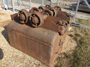 Minenwagen, minecart