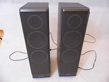 Ein paar Grundig 3-Wege Lautsprecher/TV-Box 501 Hifi