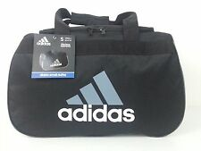 8250c5a8d6 item 4 NWT Adidas Black Gray Diablo Small Duffel Bag Sport Gym Travel Carry  On Expandab -NWT Adidas Black Gray Diablo Small Duffel Bag Sport Gym Travel  ...