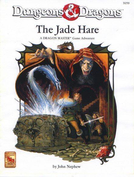 D &D JADE HARE JOHN NEWHEW DARIN träY EBLON COPPER DUNGEON drake