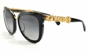 f0c151eefdbd9 Chanel 5356 A 622 S8 Black   Gold   Gray Gradient Polarized ...
