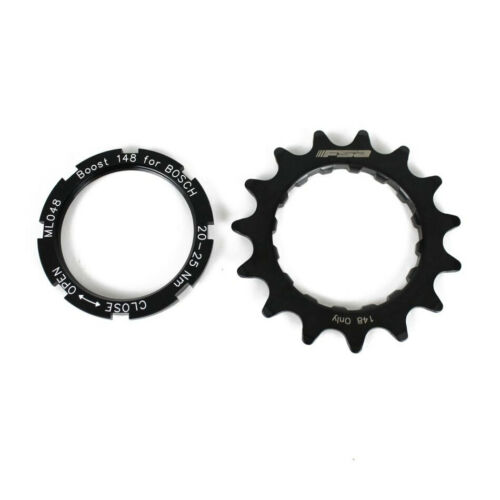 Chainring 14t Ebike wa132 Bosch 3//32 Offset 0 3//32in For Boost 5 27//32in