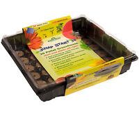 Hydrofarm Jump Start 36-cell Indoor Greenhouse + Biodegradable Pellets | Js36gh on Sale