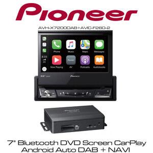 Pioneer-AVH-Z7200DAB-7-034-Bluetooth-DVD-Screen-CarPlay-Android-Auto-DAB-NAVI